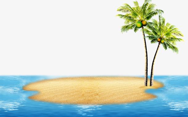 大海  沙滩