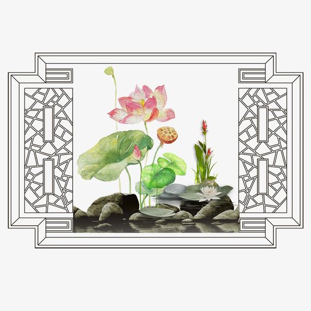水墨中国风装饰设计