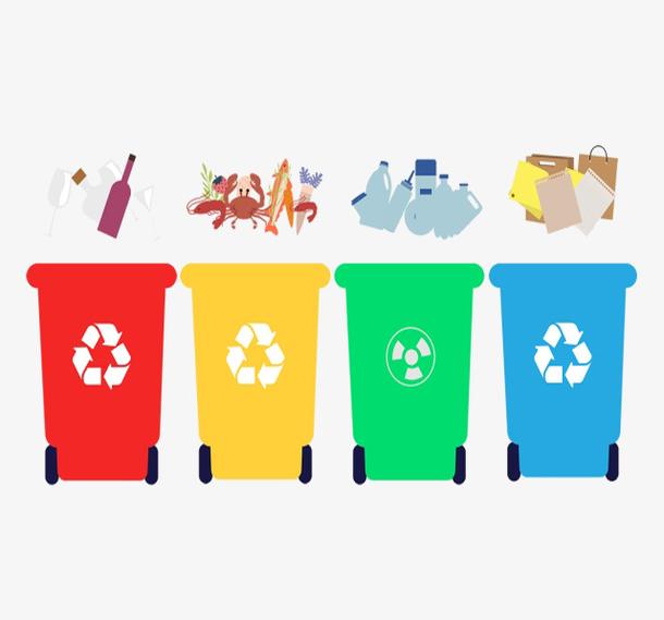 垃圾分类爱护环境