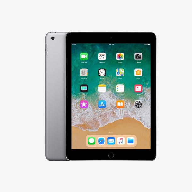 灰色新款iPad