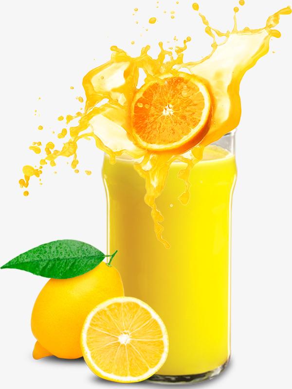 实物鲜果榨汁饮料