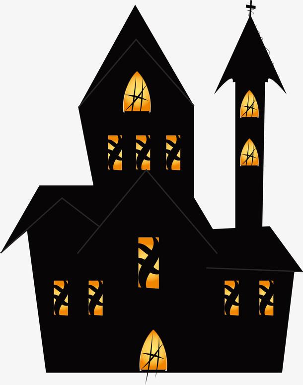 黑色魔法城堡