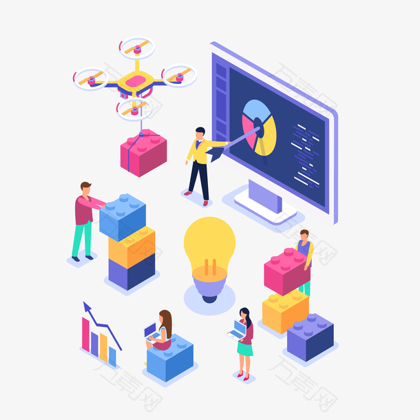 创意电商双十一促销数据分析金融