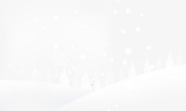 圣诞节下雪背景素材