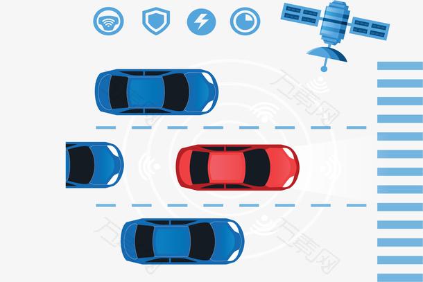 科技人工智能汽车