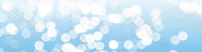 立体科技背景商务科技环保地球光晕