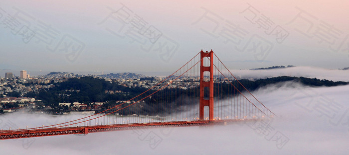迷雾桥海报素材