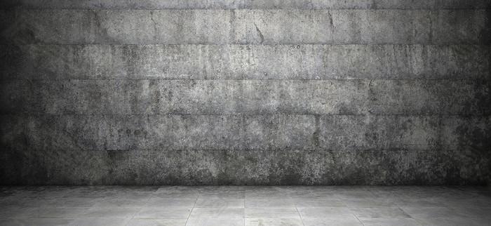 颓废怀旧石墙墙壁背景图