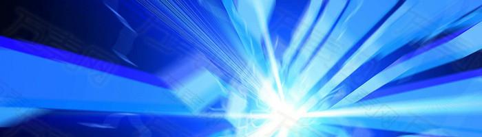 科技背景科幻商务蓝色背景现代科技