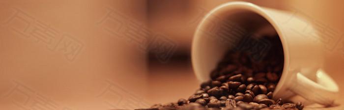 咖啡banner创意图