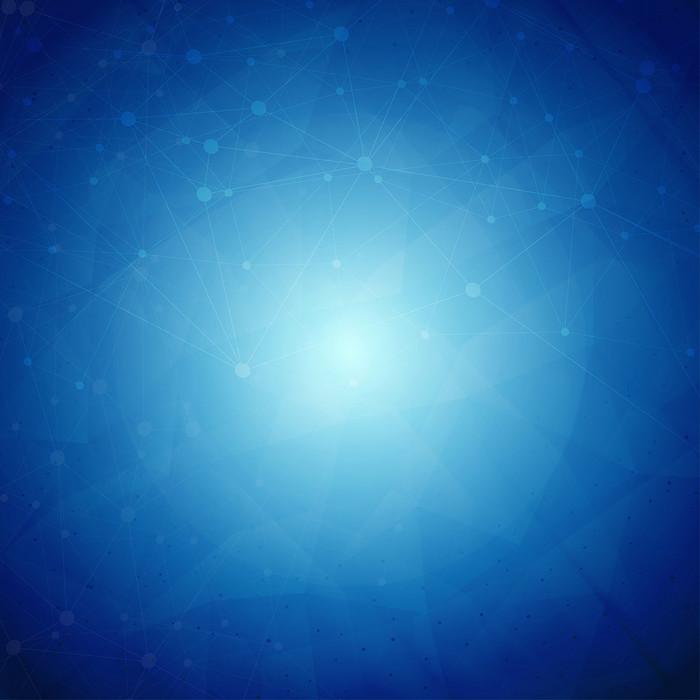 简约蓝色背景图片