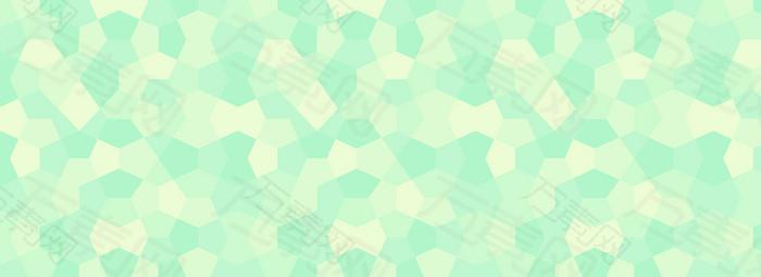 网站纹理几何马赛克背景banner