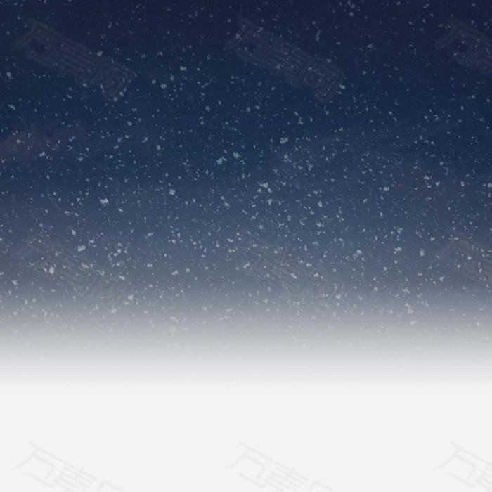 渐变星空背景