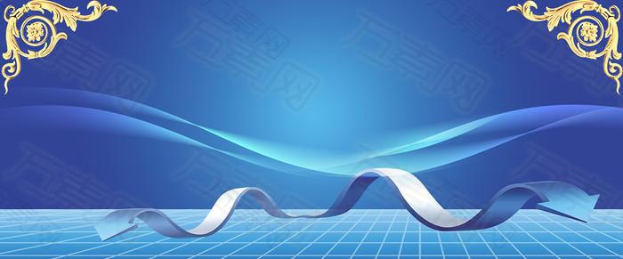 科技背景banner