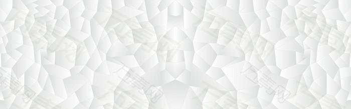 白色棱形背景