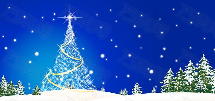 圣诞节温馨背景