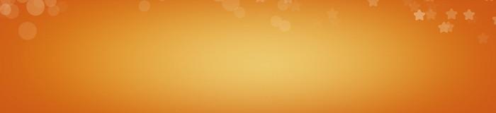 黄色光晕背景banner
