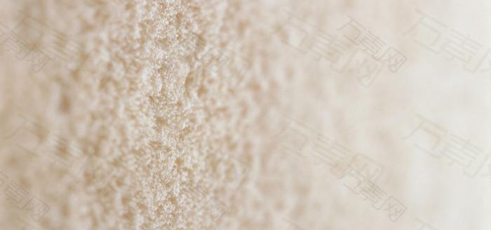 棉布绒布布料图片