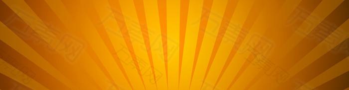 黄色条纹亮光背景图