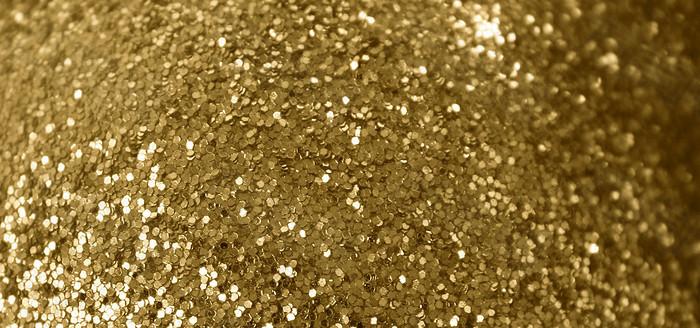 黄金色闪闪金色质感背景