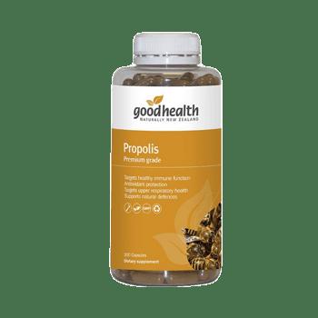 新西兰好健康天然蜂胶胶囊