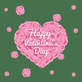 情人节520,,爱心,浪漫,粉色