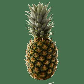 一个完整的菠萝