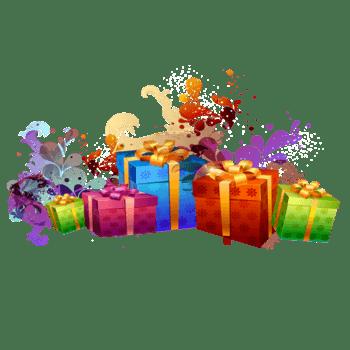 春节双十二促销活动礼盒