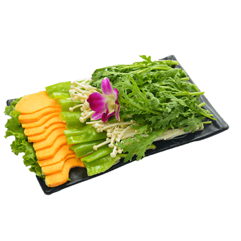 蔬菜火锅食材