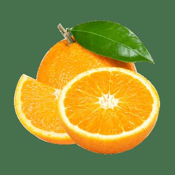 水果橙子营养健康果肉