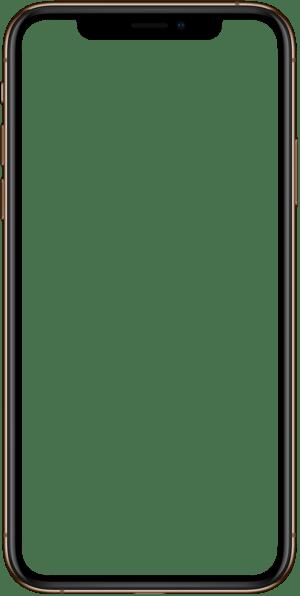 iphonexs高清手机框样机图片