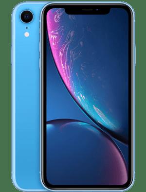 iPhone XR蓝色版新款iPhone手机