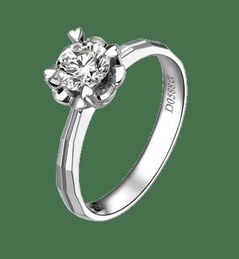 珠宝首饰钻石戒指