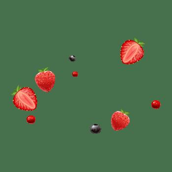 清新水果草莓新鲜水果