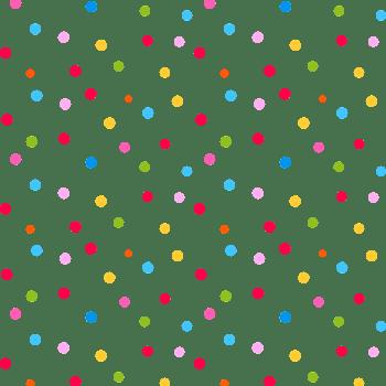 彩色小圆点背景装饰