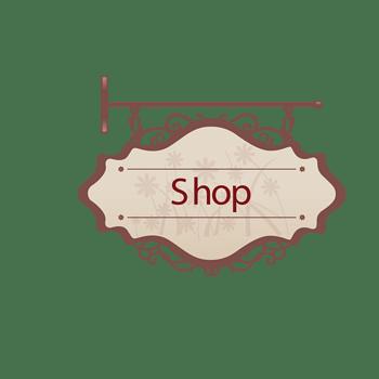 shop欧式边框