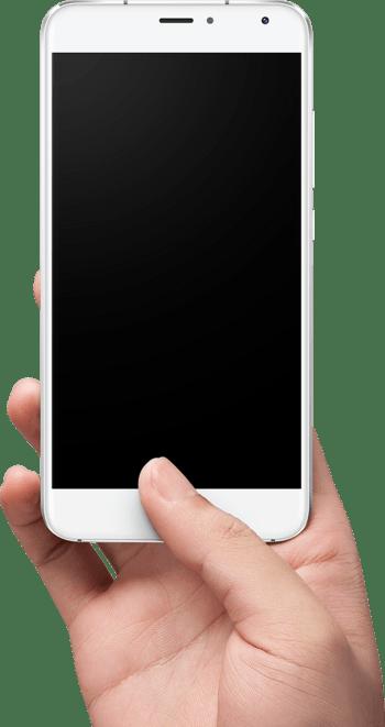 手拿苹果手机产品图苹果手机iPhone手机