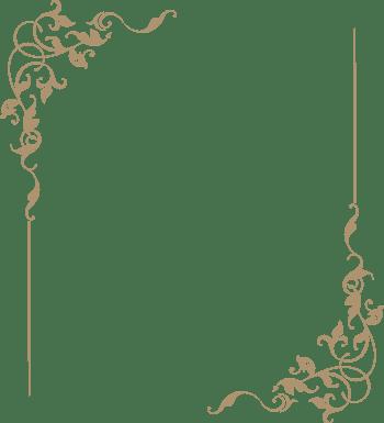 优雅欧式边框花纹矢量素材