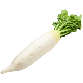 白萝卜高清背景图片