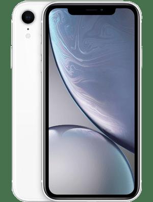 新款iPhone手机iPhone XR白色版