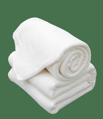 单人被被芯棉花被芯实物素材
