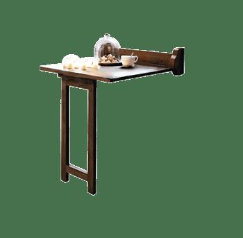 实木桌正方形小桌子