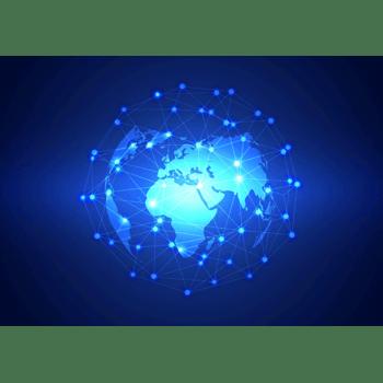地球光效模板