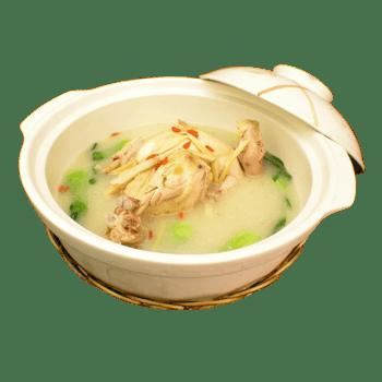 本鸡煲免抠PNG素材