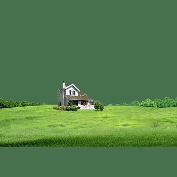 自然绿色环保家园