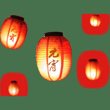 元宵节灯笼素材图片