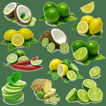 很多水果素材