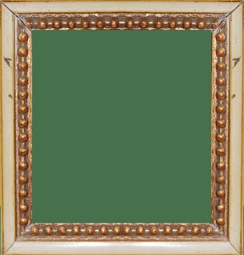 木纹矩形边框