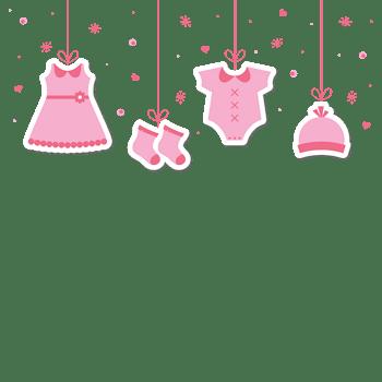 矢量宝宝衣服