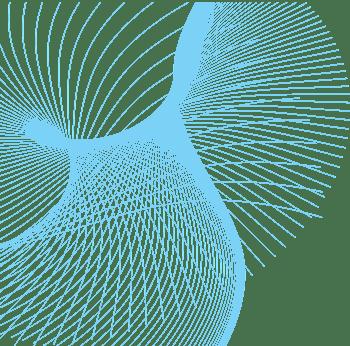 矢量蓝色科技线条底纹素材